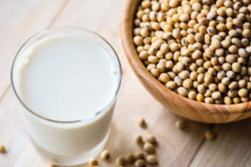 Soy in the food industry